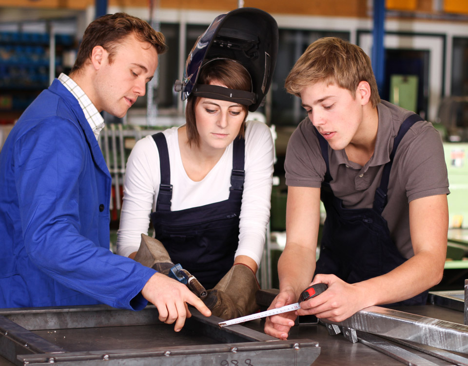 NVQ 3 & BTEC National Certificate in Engineering