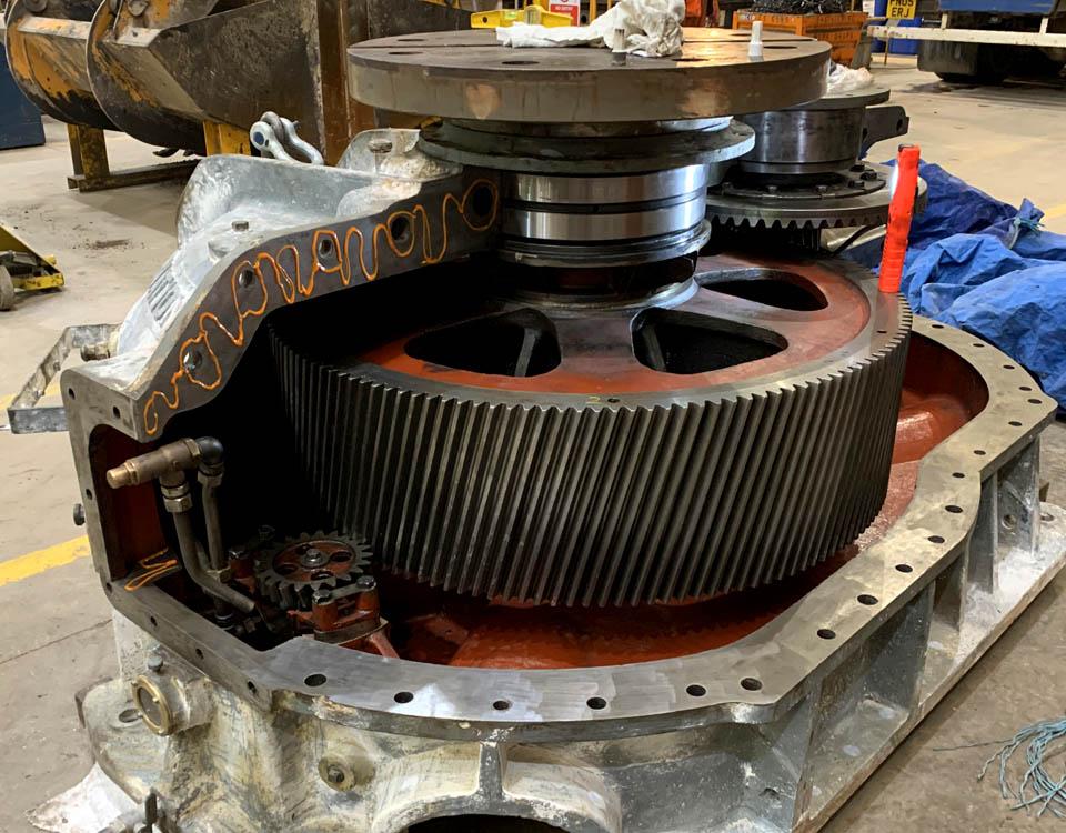 Engineering refurbishment, repairs and fitting