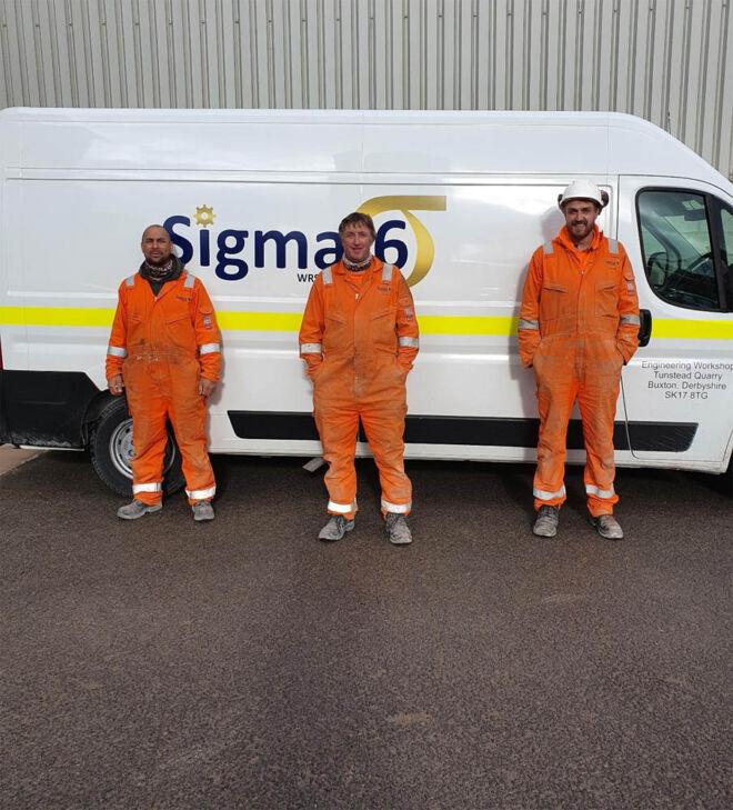 Sigma 6 Gallery Image