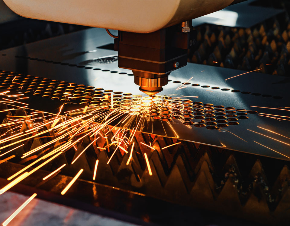 Precision plasma / thermal cutting technologies and capacities